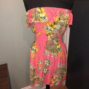 Summertime Floral Dress
